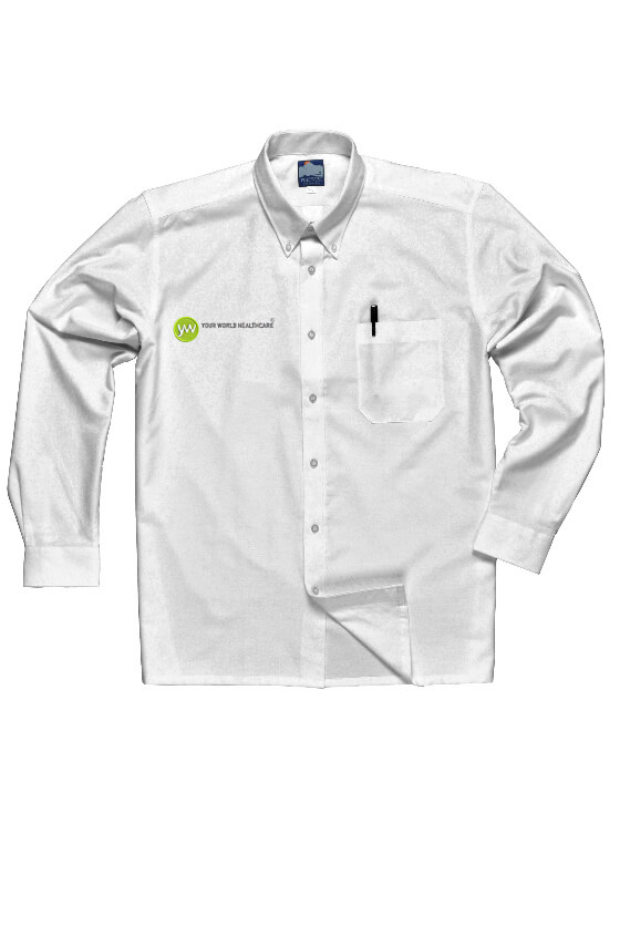 Oxford Shirt Long Sleeves